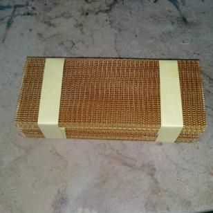 耐高温纤维铸造过滤网专业厂家图片