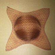 钢水专用帽式过滤网图片
