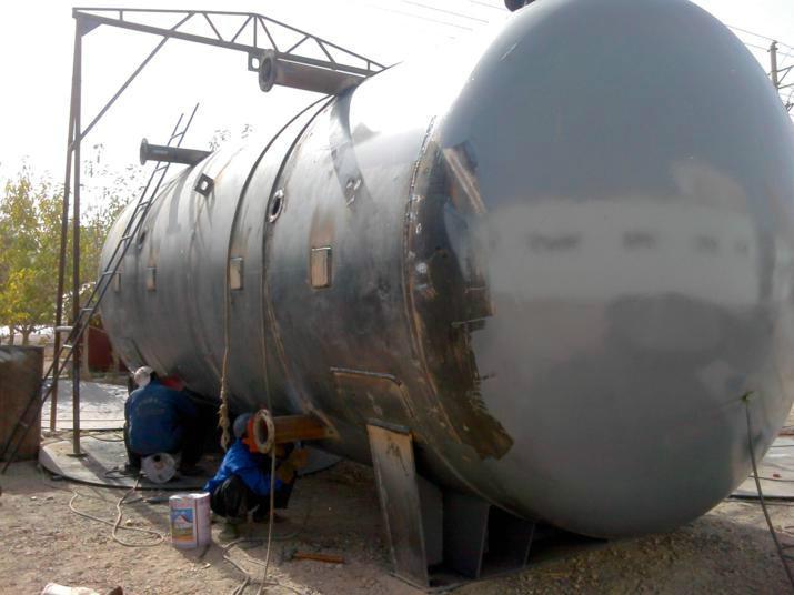 供应曲靖水泥罐化工设备
