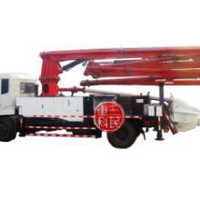 小型混凝土泵车,防爆湿喷泵送型,小型隧道用