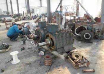 青岛修大型电机的哪家最专业图片