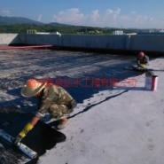 建筑工程屋面聚氨酯防水施工图片
