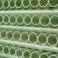 供应玻璃钢管加沙管滨州玻璃钢管