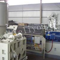 塑料机械塑料ppr管材生产线