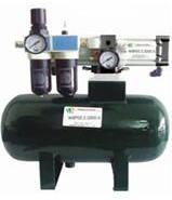 增压泵带储气罐图片