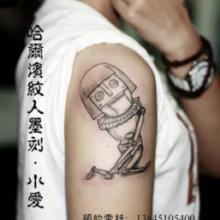 供应哈尔滨纹身小木偶纹身作品