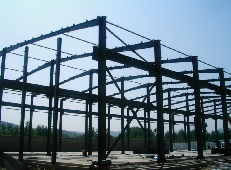 礹/&�-a:+�_钢结构施工安装礹图片