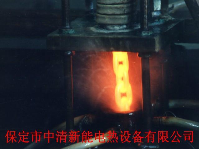 供应山东淬火中频炉中清新能电热设备厂家