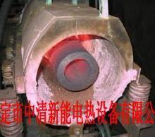 供应车桥热轧中频热处理设备中清新能中频炉