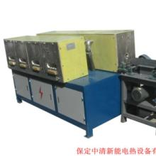 专业中频透热炉制造来中清新能热处理设备厂感应加热设备批发