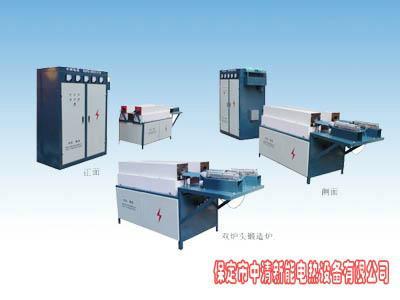 中清新能中频炉大全-透热炉熔炼炉IBGT熔炼炉