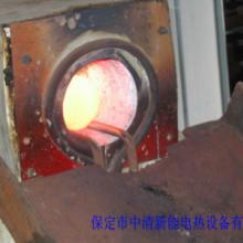 供应轴承圈锻造透热中频炉中清新能热处理大型设备
