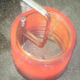 供应缸套锻件紧固件用超音频设备中清新能热处理顶尖技术