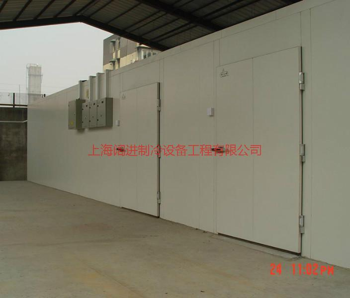 供应食品厂药厂的保鲜冷库