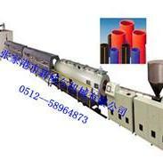 PE管材生产线价格图片