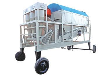 供应内蒙古水稻清理筛厂家价格