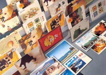 石家庄台历设计印刷图片