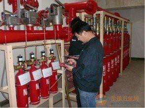 沈阳消防工程维保图片