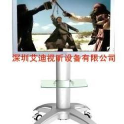 深圳市视频会议可移动立式平板电视机挂架厂家