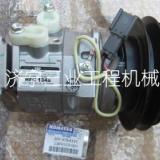 供应挖掘机空调压缩机大机头,PC200-6空调压缩机大机头