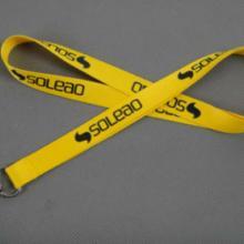 供应工作证吊绳员工胸牌挂带 定制展会胸卡挂绳图片