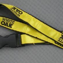 供应缎带手机带 织唛挂绳 广州织带工艺品厂直销双层证件吊绳