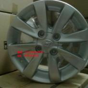 特价14寸现代瑞纳铝合金轮毂 雅绅特汽车钢圈胎铃 运动8柱轿车轮