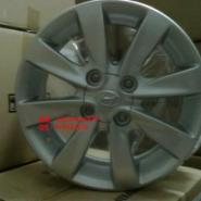 14寸现代瑞纳铝合金轮毂雅绅特图片