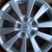 15寸丰田卡罗拉原车款铝合金轮毂图片