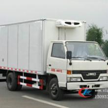 江铃国四冷藏车CLW5040XLCJ4