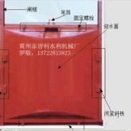 铸铁闸门2米2米图片