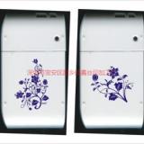 供应深圳塑胶产品丝印手机保护套喷油