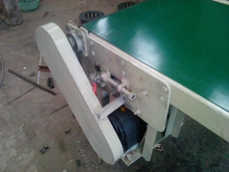 供应PVC皮带送线输送设备