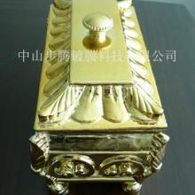 供应江苏树脂首饰盒镀金装饰摆饰品/电镀树脂工艺品