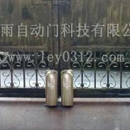 玻璃门密码自动开门地弹簧图片