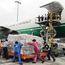 深圳机场航空货运塑胶模具电子产品空运当天到达图片