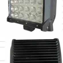 供应四排LED越野车灯外壳