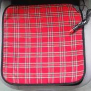 远红外车用电热小方垫安全保健图片