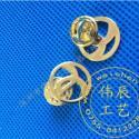 金属徽章制作/北京金属证章厂家图片
