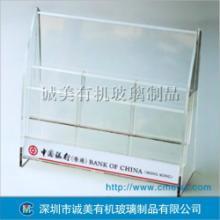 供应亚克力资料架 文件杂志多层收纳架 有机玻璃多层展示架
