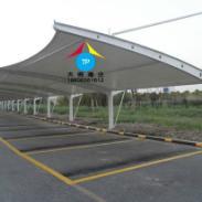 抚州膜结构车棚图片