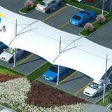 供应低价优质车棚咸阳促销 汉中汽车停车棚 铜川小区遮阳棚