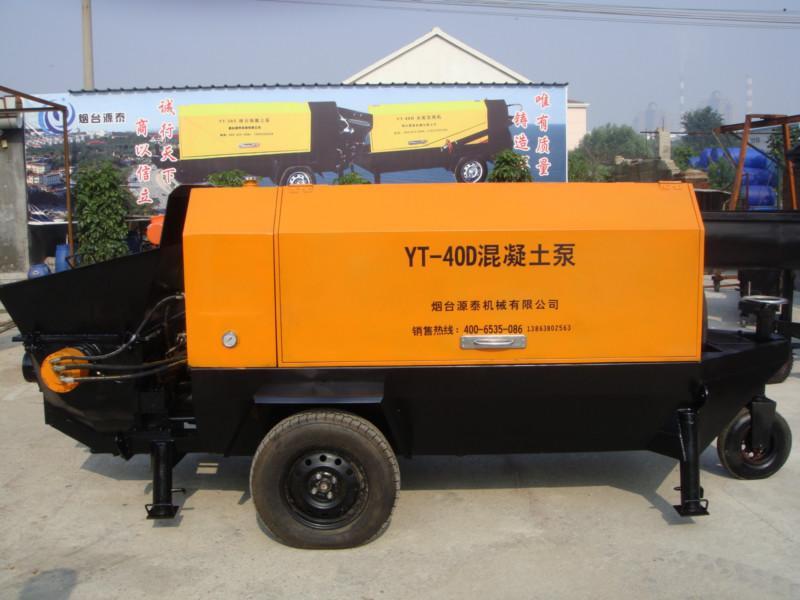 四川细石混凝土泵供应销售