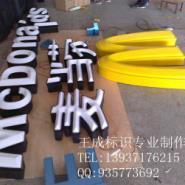 供应岁林区专业生产制作吸塑发光字
