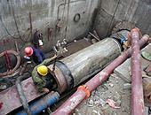 供应赤峰市非开挖顶管施工专业非开挖定向钻施工施工图片