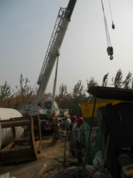 供应崆峒县西安非开挖顶管专业顶管施工,西安专业顶管施工