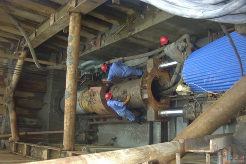 供应兰州市渝中县非开挖顶管施工图片