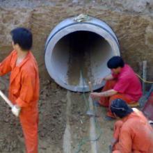 供应陕西宜君县专业顶管施工,陕西非开挖定向钻施工,水泥顶管施工