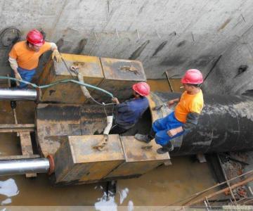 邢台市胜越非开挖专业施工,非开挖施工,顶管工程图片
