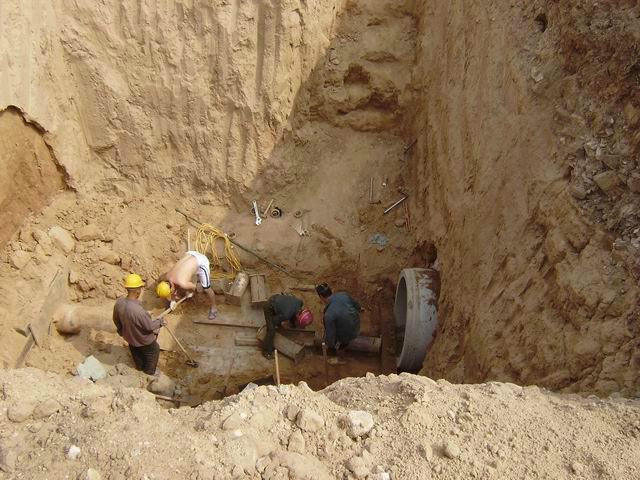 康县专业顶管施工队甘肃非开挖,兰州顶管施工